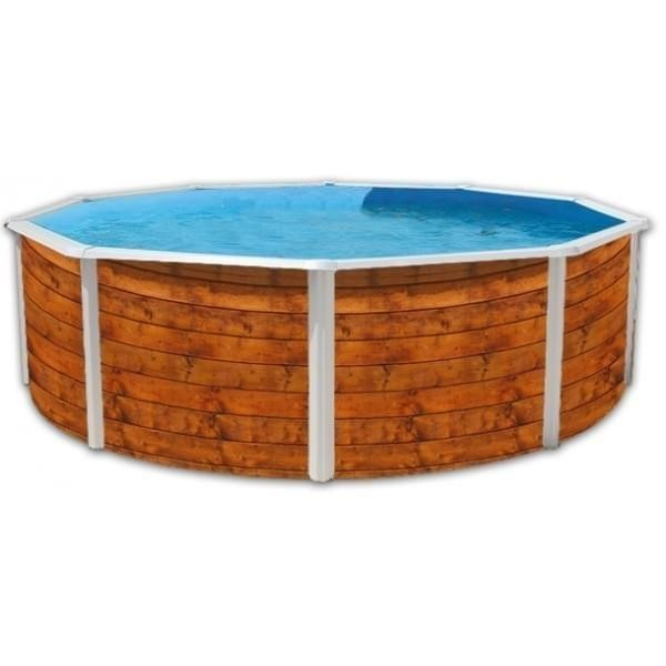 Cubierta 250 octogonal para piscinas desmontables for Piscinas infantiles baratas