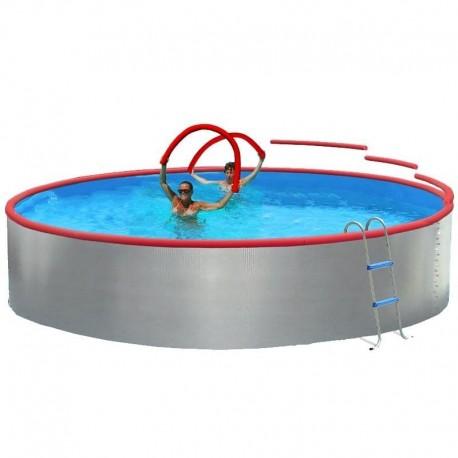 Manguera Ø 38 mm de 12 m para piscina