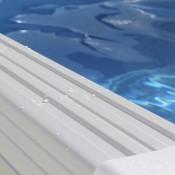 Kit Verano OVALADA 1200x457 cm piscina desmontable