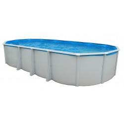 Cubierta 215 HEXAGONAL para piscinas desmontables