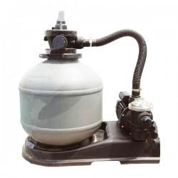 Piscina PINUS CIRCULAR 400x90 cm Filtro cartucho 2 m³/h. piscina desmontable