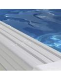 Piscina ELEGANCE OVALADA 550x366x120 cm Filtro 3,6 m³/h piscinas desmontables