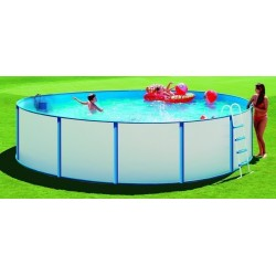 SILLA PLEGABLE DE ALUMINIO CRESPO VERDE 41 cm para piscina y playa