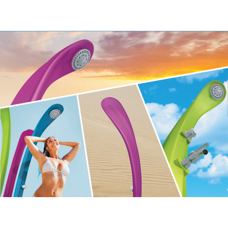 SILLA PLEGABLE DE ALUMINIO CRESPO BEIGE 31 cm compact para piscina y playa