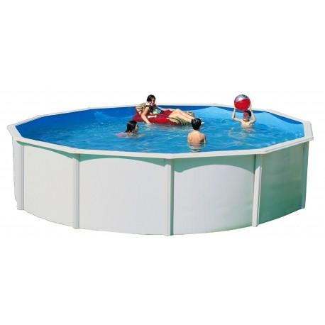 SILLA PLEGABLE DE ALUMINIO CRESPO AZUL 41 cm para piscina y playa