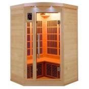 SILLA PLEGABLE DE ALUMINIO 31 cm. compact AZUL multifibra