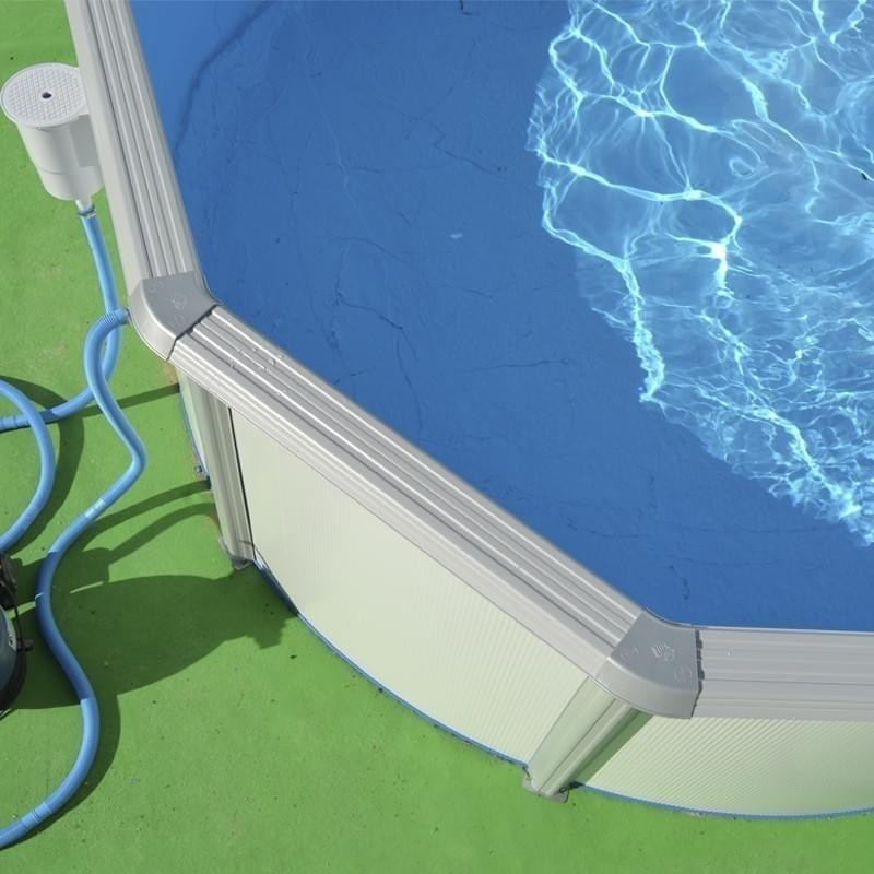 Piscinas estructura r gida baleares 450x90 piscinas toi for Liquidacion piscinas desmontables
