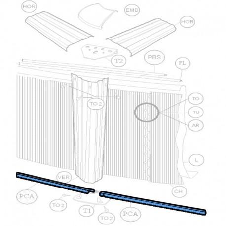 SN-APOLLON-2 Sauna infrarrojos 2 plazas