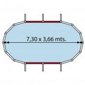 SN-ZEN-2 Sauna tradicional de vapor ZEN - 2 Plazas