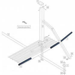 SN-HARVIA-PO35 Estufa para sauna HARVIA Vega Compact 3.5kW BC35