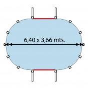 SN-HARVIA-PO80 Estufa para sauna HARVIA Vega 8kW BC80. Para casas sin calefacción activa