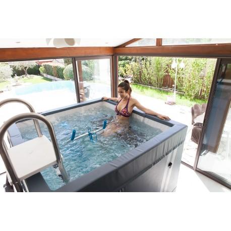 Liner para piscina ovalada de 132cm