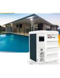 PRESTIGIO CIRCULAR 350x132 cm - Filtro 6 m³/h piscinas desmontables