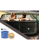PRESTIGIO CIRCULAR 550x120 cm Filtro 8 m³/h piscinas desmontables