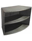MAGNUM COMPACTA CIRCULAR 550x132 cm Filtro 3,6 m³/h piscinas desmontables