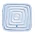 MAGNUM COMPACTA OVALADA 640x366x132 cmFiltro 3,6 m³/h piscinas desmontables