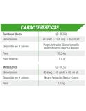 MALLORCA ovalada + Kit verano 1200x457x120 cm Filtro 10 m³/h piscina desmontable