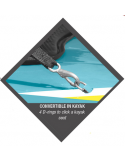Piscina Serie PROMO CIRCULAR 350 cm Filtro cartucho 2 m³/h piscinas desmontables