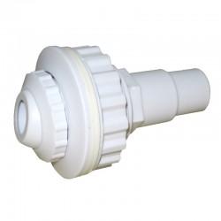 SILVER COLOR circular 550x120 cm AZUL Filtro 3,6 m3/h