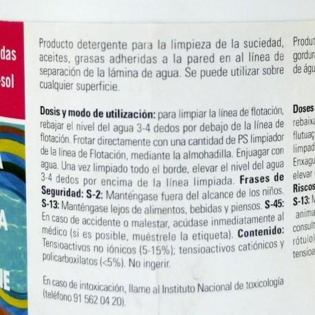 Deco Océano Ovalada 915x457x120 cm.