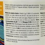 Deco Océano Ovalada 550x366x120 cm.