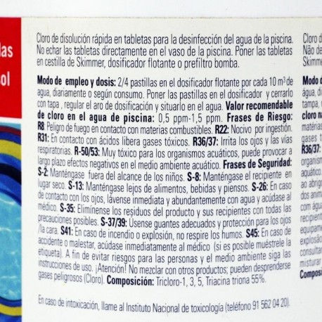 Deco Trencadis Circular 550x120 cm.