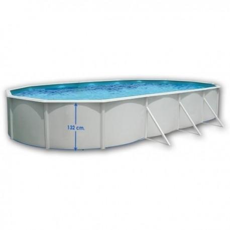 Piscina ROCALLA OVALADA 640x366x120 cm Filtro 3,6 m³/h. piscinas desmontables