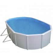 Piscina ROCALLA CIRCULAR 450x90 cm Filtro cartucho 2 m³/h. piscinas desmontables