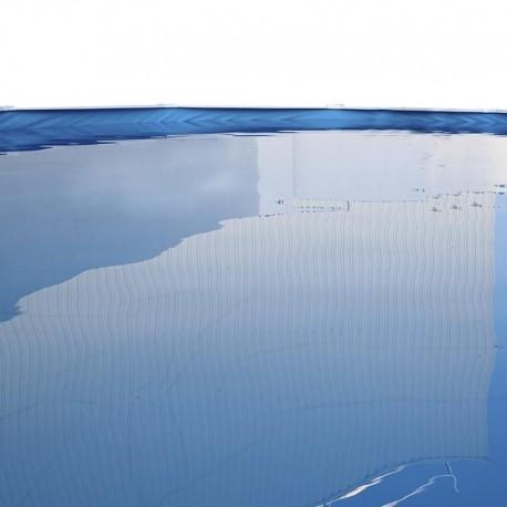 Piscina ROCALLA CIRCULAR 400x90 cm Filtro cartucho 2 m³/h. piscinas desmontables