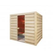 Saunas - cabinas, infrarrojo y de vapor