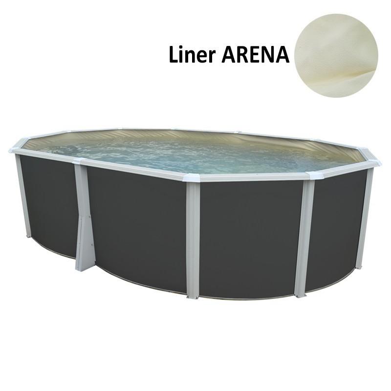 Una de nuestras piscinas que más éxito está teniendo