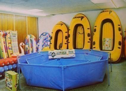 colección flotadores e hinchables toi años 70 y 80