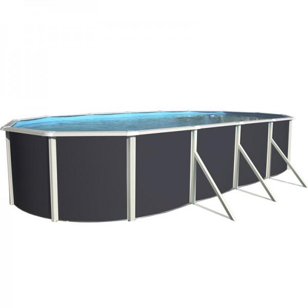 ¡Novedad! Descubre la piscina desmontable serie ANTRACITA