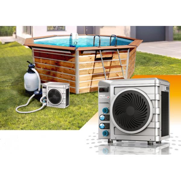 Cómo funciona la bomba de calor en tu piscina
